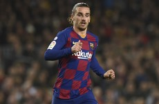 Griezmann's 94th-minute winner saves Barcelona from Ibiza embarrassment