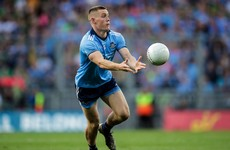Dubs star O'Callaghan set to miss 'two or three rounds of the league'