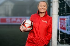 Amber Barrett on a German mission and won't let language barrier block road to glory