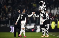 Ronaldo scores 12th goal in 8 games to fire Juventus into Italian Cup semi-finals