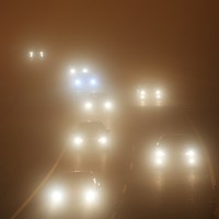 Drivers warned to be cautious as nationwide fog warning extended until midday