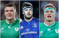 POM under pressure and three fresh faces - Ireland's back row for the Six Nations