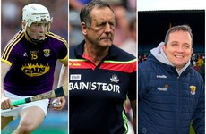 Playing club hurling under former Cork boss and 'a lot of craic and slagging' at Wexford training