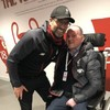 'I haven't seen Seán laugh like that since the attack': Comedy event raises €465k for injured Liverpool fan