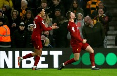 As it happened: Wolves v Liverpool, Premier League