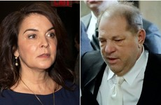 'I was trying to get him off me', actress Sciorra tells Weinstein rape trial