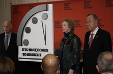 Doomsday Clock moves closer to midnight than ever before