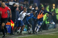 Third-tier Tranmere dump Watford out of FA Cup and will face Man United on Sunday