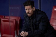 Atletico suffer extra-time Spanish Cup misery at third-division Leonesa