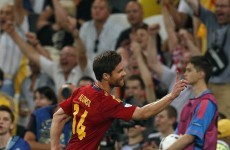 As it happened: Spain v France, Euro 2012 quarter-final