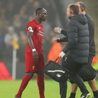 Liverpool suffer Sadio Mane blow in Wolves win