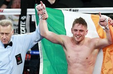 Ireland's Jason Quigley prevails in California