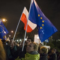 Legal chaos in Poland amid warning that country is no longer 'governed by rule of law'