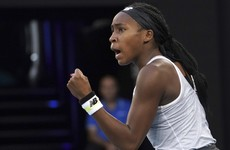 15-year-old Coco Gauff knocks defending champion Osaka out of Australian Open