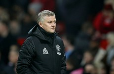 Solskjaer says 'no quick fix' for Man United malaise