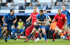 Seismic Saturday evening in store as Leinster host Saracens, Ulster tackle Toulouse on the Sunday
