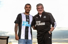 Inter Milan winger Lazaro joins Newcastle on loan