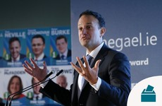 Fine Gael promises reduced taxes, pension increases and a Brexit A-Team
