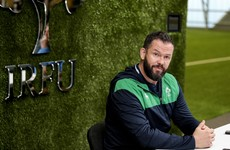 The making of Andy Farrell