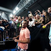 Kyrgios comes through five-setter to book Nadal clash
