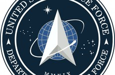 Trump presents new Star Trek-style Space Force logo