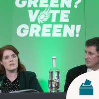 The Green Party promises free student travel, public housing and a Universal Basic Income