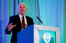 Gerry McAnaney elected new FAI president at EGM