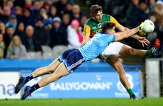 As it happened: Dublin v Kerry, Donegal v Mayo, GAA match tracker