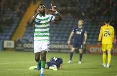 Edouard brings season's tally to 20 as Celtic get job done against Ross County