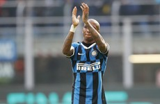 Young marks his debut with an assist but Inter's title hopes suffer another setback