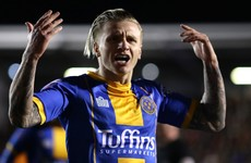 Liverpool squander two goal lead as Shrewsbury force FA Cup replay