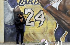 'Words can't describe the pain': Tributes paid to basketball star Kobe Bryant following his death