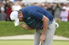Australia's Marc Leishman wins at Torrey Pines as McIlroy and Rahm denied