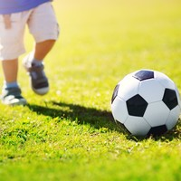 Half of primary school students unable to kick a ball properly, study finds