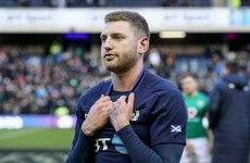 Finn Russell's dramatic exit dents Scotland's bid for fresh start in Dublin