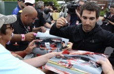 Timo Glock unable to race at Valencia on Sunday