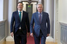 Brexit withdrawal agreement would not have been reached without help from Ireland, says Barnier