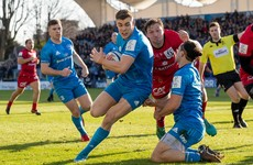 Ringrose on long-list for European player of year prize
