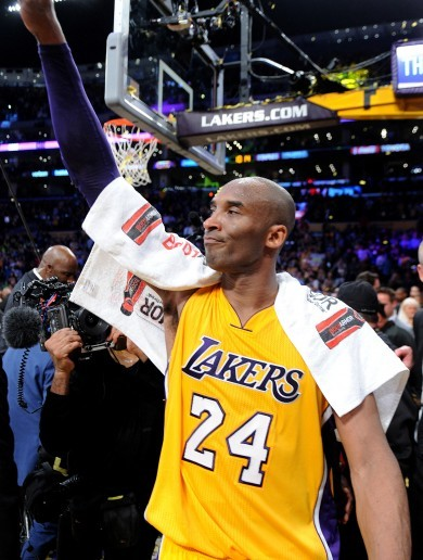 Kobe Bryant's relentless spirit inspired fans and players alike through his illustrious career
