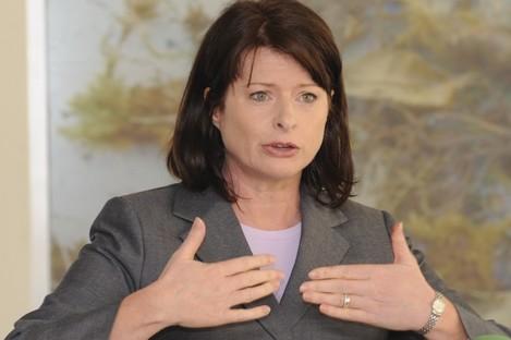 File photo of Ombudsman for Children Emily Logan.