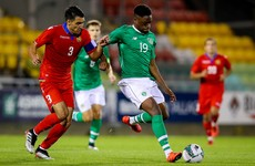 Celtic send Ireland U21 striker Afolabi on loan to Scottish Championship side
