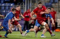 O'Sullivan, Coombes and McHenry earn senior deals as Munster announce six new contracts