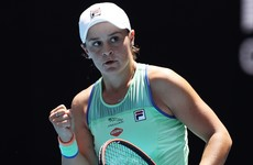 Ash Barty beats Kvitova to end 36-year wait