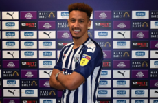 Loan move to West Bromwich Albion for Irish international Callum Robinson