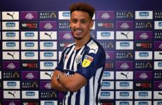 Loan move to West Bromwich Albion for Irish international Callum Robinson