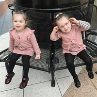 'Éabha and Fiadh were born prematurely at 28 weeks': Sinéad shares the story behind this smiley snap