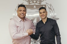 Ben Arfa back in football after joining Ronaldo's Real Valladolid