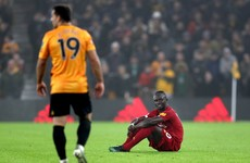 Klopp confirms Mane's absence and stands firm in FA Cup row