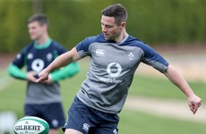 Farrell explains his decision to pick Conor Murray ahead of John Cooney