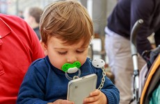 Toddlers who view screens for over three hours a day are 'less physically active at age five'